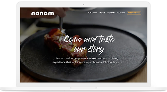 Nanam-Website-Macbook
